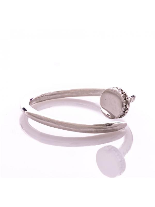 Сребърен пръстен Пирон