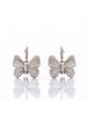 Златни обеци Пеперудки 537