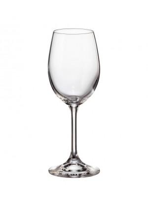 Чаши за бяло вино Bohemia Crystalite Клара 250мл