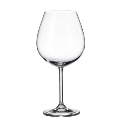 Чаши за червено вино Bohemia Crystalite Гастро 650мл