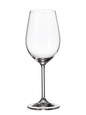 Чаши за бяло вино Bohemia Crystalite Гастро 350мл