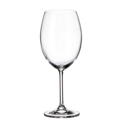 Чаши за червено вино Bohemia Crystalite Гастро 580мл
