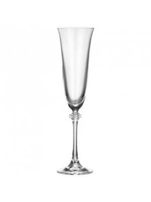 Чаши за шампанско Bohemia Crystalite Александра 190мл