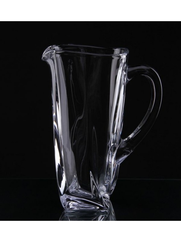 Кана за вода Bohemia Crystalite Куадро 1100мл