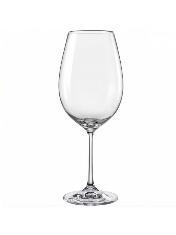 Чаши за червено вино Bohemia Crystalite Columba 650мл