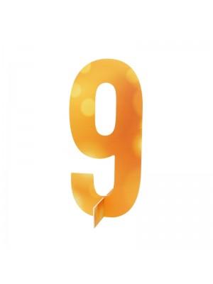Настолна цифра № 9