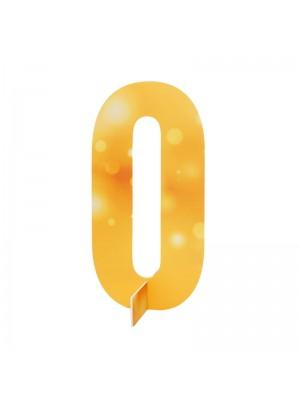 Настолна цифра № 0
