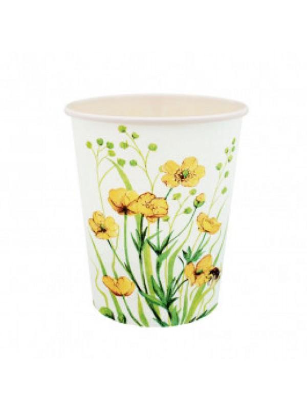 Цветове: С жълти цветя