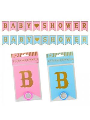 "Парти украса ""Baby Shower"""