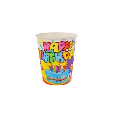 "Парти чашки ""Happy Birthday"" 10 броя"