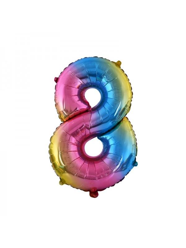 Цифра: Осем