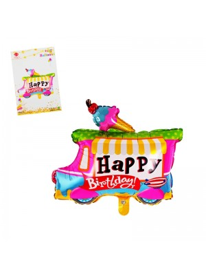 "Балон камион ""Happy Birthday"""