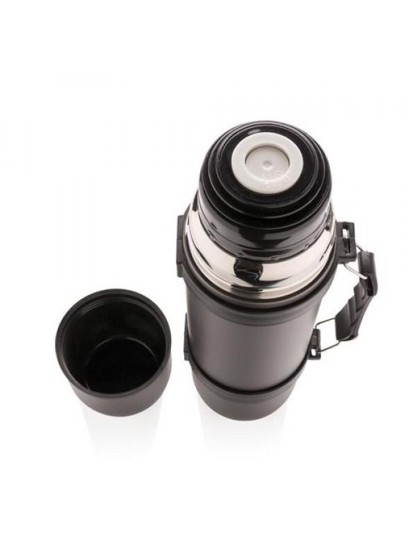 Комплект термос с чаши с възможност за гравиране