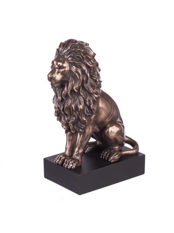 Лъв на постамент WU 187