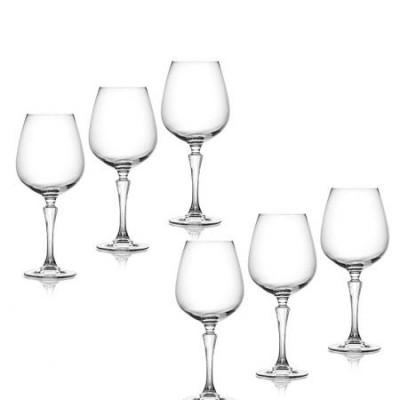 Комплект чаши за вино Glamour