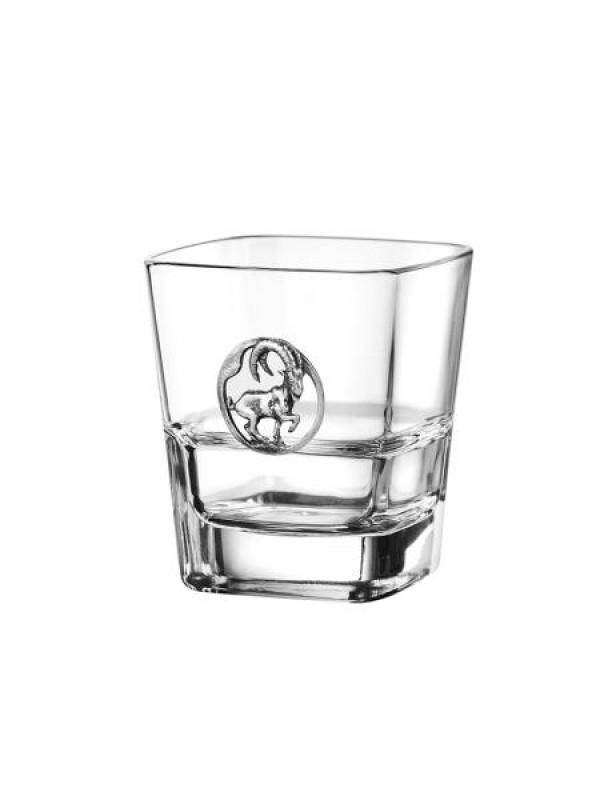 Чаша за уиски със зодия