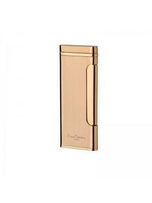 Ултра тънка газова запалка със златно покритие Pierre Cardin