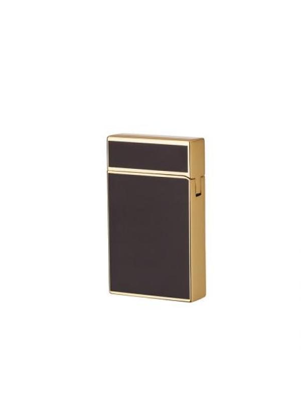 Стилна запалка черно със златно Pierre Cardin