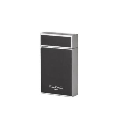 Стилна запалка черно със сребристо Pierre Cardin