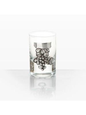 Чаша за алкохол с грозд