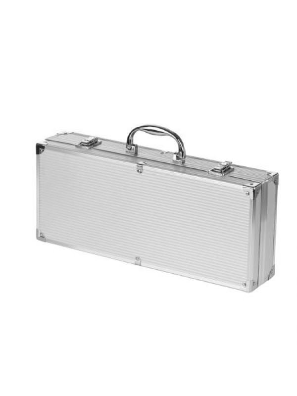 Сет за барбекю в метално куфарче