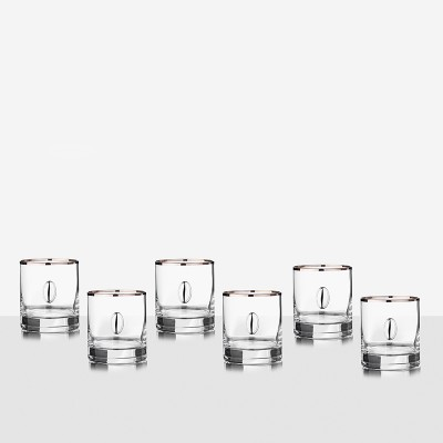 Комплект чаши за уиски Oldfashion Viena