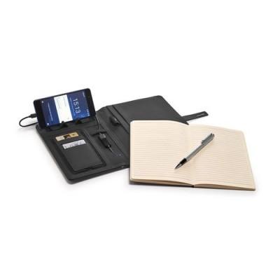 Елегантна папка за документи А5, с вградена батерия