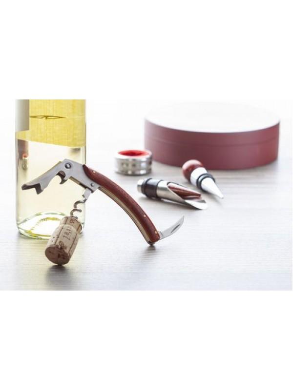Вино комплект от 4 части в кутия Round
