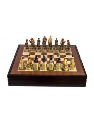 Луксозен шах Roma