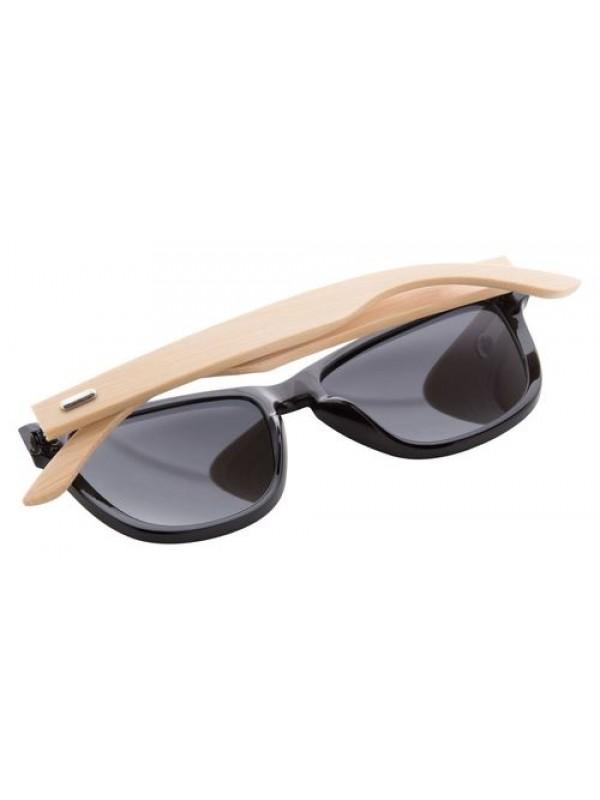 Слънчеви очила с бамбукови рамки SUNBUS с включено гравиране