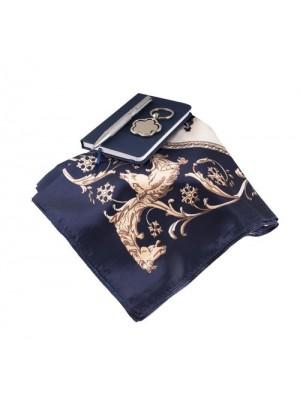Дамски комплект с шал с включено гравиране