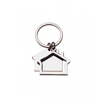 Ключодържател къщичка с включено гравиране