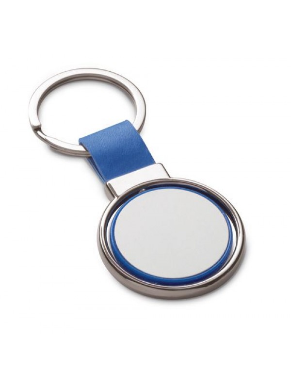 Ключодържател с въртяща се плочка с включено гравиране