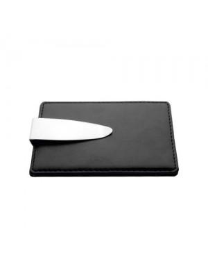 Калъф за документи или карти и щипка за пари с включено гравиране