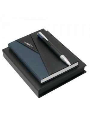 Комплект бележник А6 и химикалка LAPO