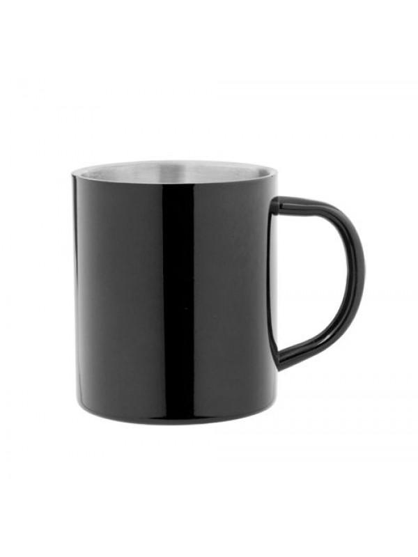 Метална чаша с включено гравиране
