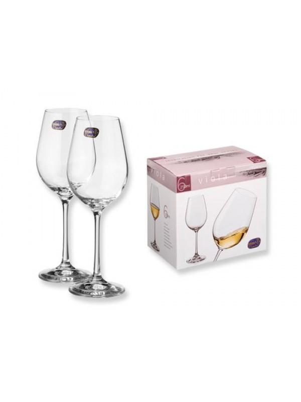 Комплект 6 броя чаши за вино