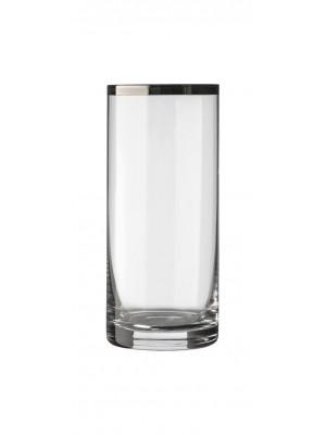 Комплект от 6 кристални чаши за вода