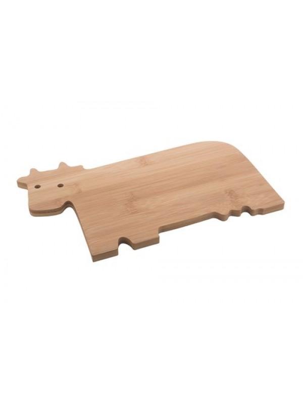Дъска за рязане крава с включено гравиране