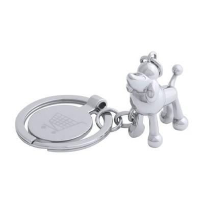 Ключодържател - куче с включено гравиране