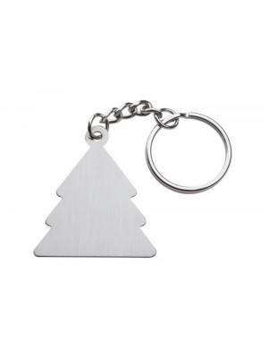 Коледен ключодържател с включено гравиране