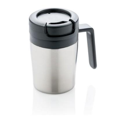 Компактна термо чаша с включено гравиране