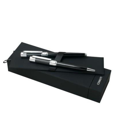 Комплект химикалка и писалка Marmont Black