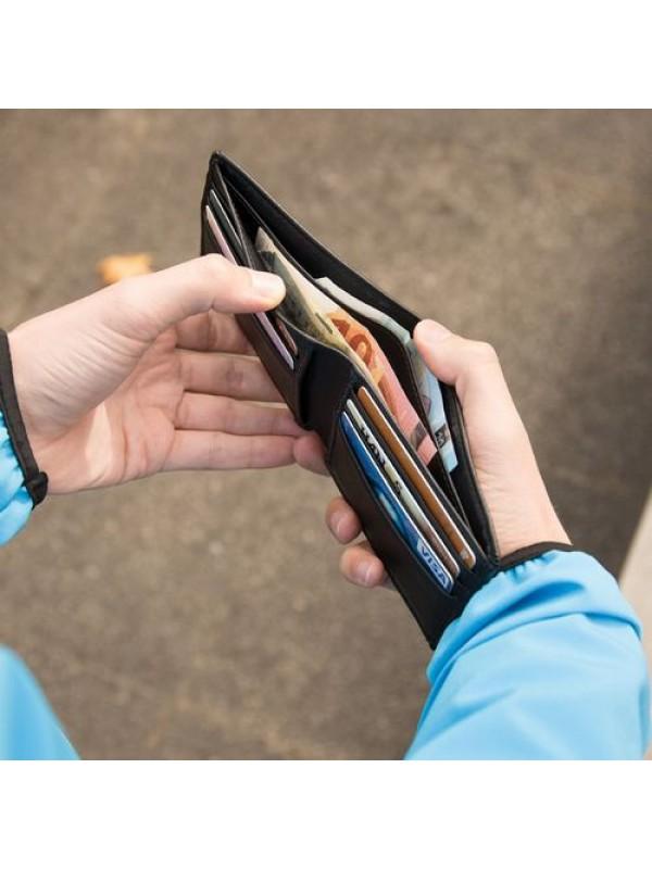 Кожен портфейл с включено гравиране