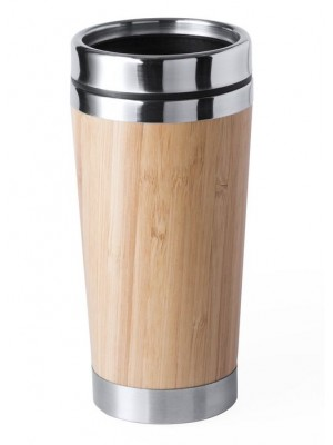 Термо чаша с бамбуково покритие Ariston