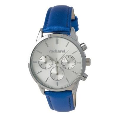Дамски ръчен часовник Chronograph Madeleine Bright Blue