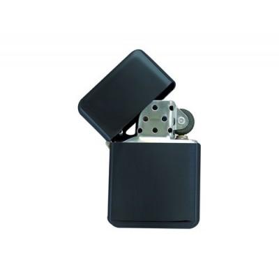 Бензинова запалка - черна с включено гравиране