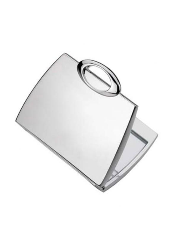 Компактно туристическо огледало Handbag с възможност за гравиране