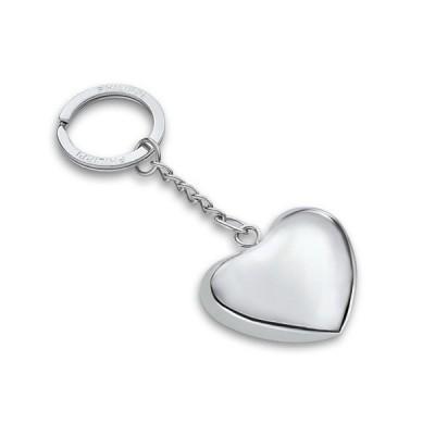 Ключодържател сърце с включено гравиране