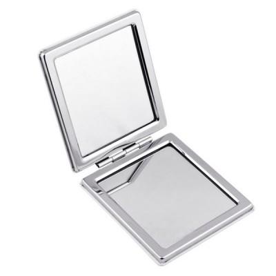 Компактно джобно огледало Classic - квадратно